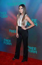 SHAY MITCHELL at 2017 Freeform Upfront in New York 04/19/2017
