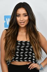 SHAY MITCHELL at WE Day California in Los Angeles 04/27/2017