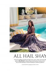 SHAY MITCHELL in Ocean Drive Magazine, May/June 2017 Issue