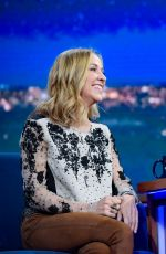 SHERYL CROW at Late Show with Stephen Colbert 04/20/2017