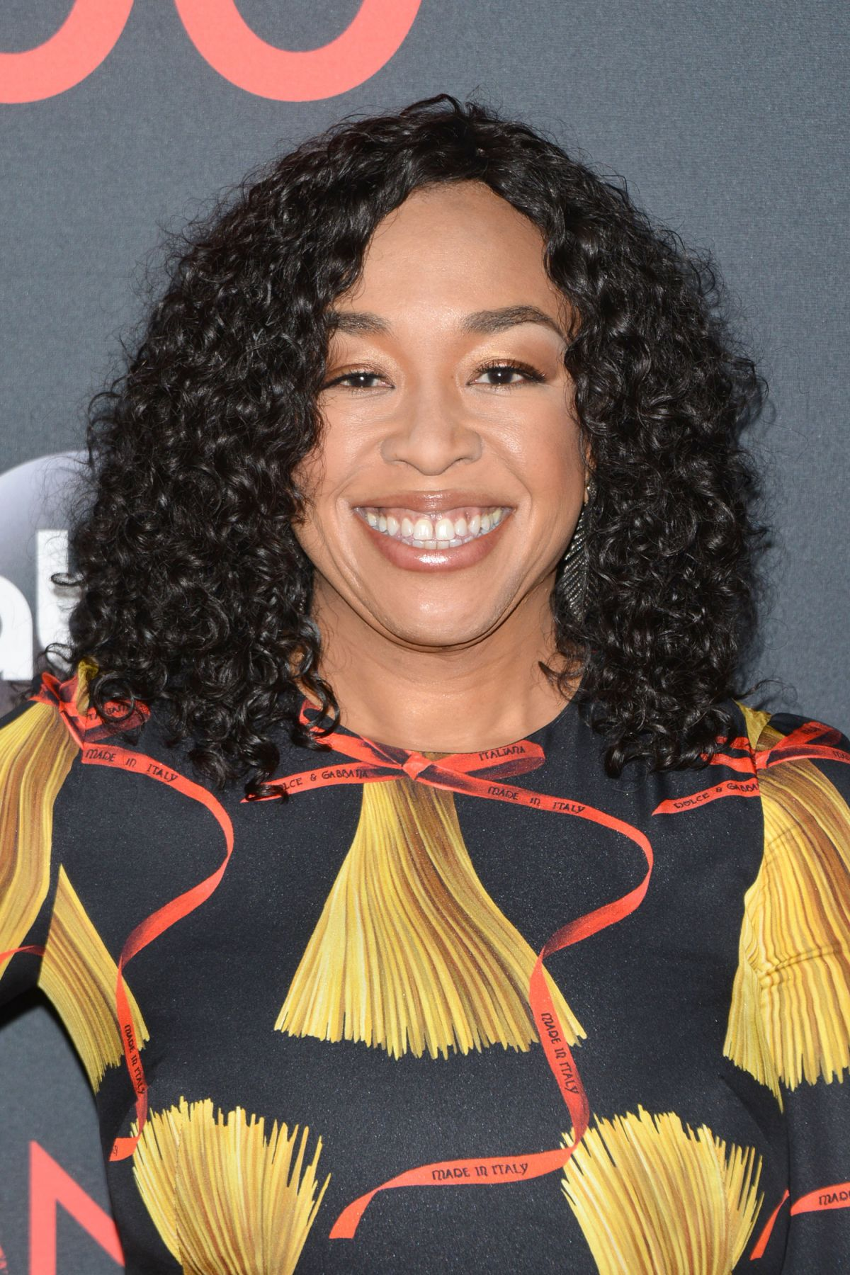 SHONDA RHIMES at Scandal 100th Episode Celebration in Los Angeles 04/08/2017