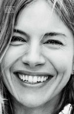 SIENNA MILLER in Allure Magazine, May 2017 Issue