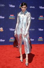 SOFIA CARSON at 2017 Radio Disney Music Awards in Los Angeles 04/29/2017