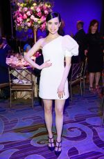 SOFIA CARSON at Los Angeles Ballet Gala in Beverly Hills 04/21/2017