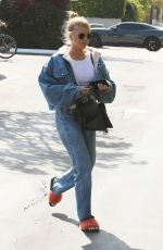 SOFIA RICHIE in Jeans Out and About in Los Angeles 04/05/2017