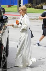 SOFIA RICHIE Out for Lunch in Beverly Hills 04/06/2017\