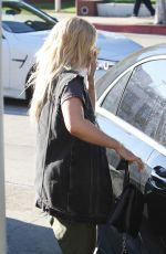 SOFIA RICHIE Out for Lunch in West Hollywood 03/30/2017
