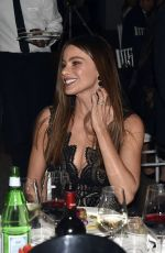 SOFIA VERGARA at Bent Gala Dinner in Rome 04/05/2017