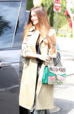 SOFIA VERGARA Out and About in Beverly Hills 04/17/2017