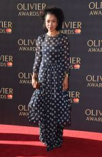 SOPHIE OKONEDO at Olivier Awards in London 04/09/2017