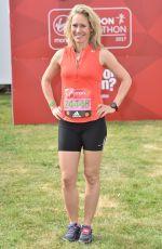 SOPHIE RAWORTH at 2017 Virgin Money London Marathon in London 04/23/2017