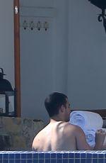 SOPHIE TURNER in Bikini in Cabo San Lucas 04/18/2017