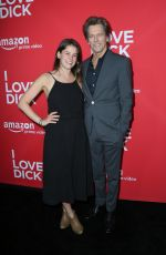 SOSIE BACON at I Love Dick TV Show Premiere in Los Angeles 04/20/2017