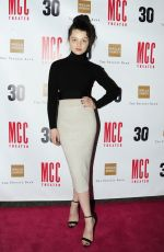 STEFANIA OWEN at Miscat 2017 Gala in New York 04/03/2017