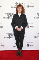 SUSAN SARADON at Bombshell: The Hedy Lamarr Story Premiere at 2017 Tribeca Film Festival 04/23/2017