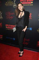 TAMARA BRAUN at Daytime Emmy Awards Nominee Reception in Los Angeles 04/26/2017