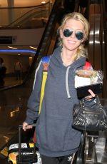 TARA REID at LAX Airport in Los Angeles 04/03/2017