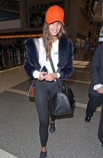 TAYLOR HILL at LAX Airport in Los Angeeles 04/18/2017