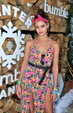 TAYLOR HILL at Winter Bumberland Party at Coachella 2017 in Indio 04/15/2017