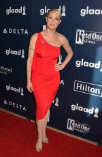 TERI POLO at 2017 Glaad Media Awards in Los Angeles 04/01/2017