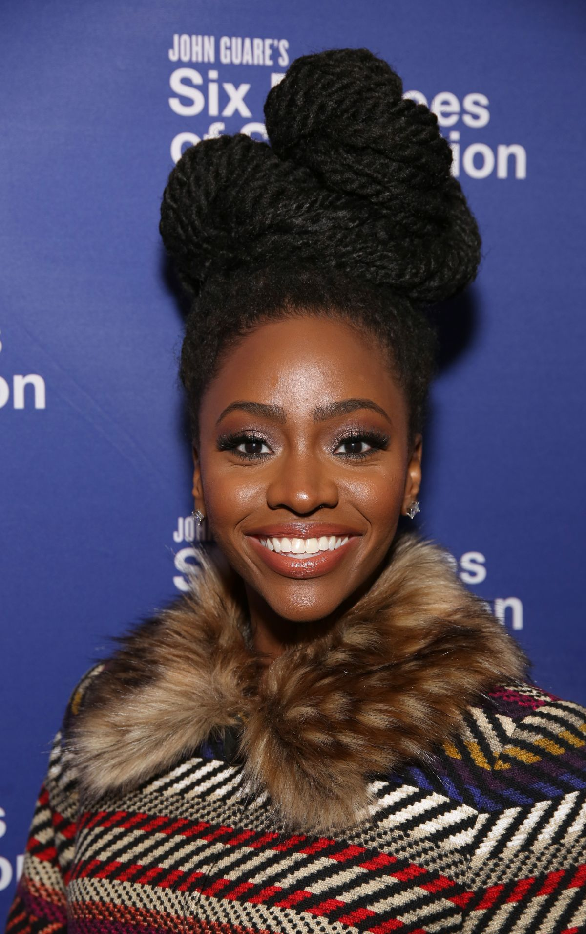 TEYONAH PARRIS at Six Degrees of Separation Opening Night in New York 04/25/2017