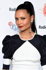 THANDIE NEWTON at BFI Radio Times TV Festival in London 04/08/2017