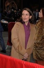 TINA FEY at Present Laughter Opening Night on Broadway in New York 04/05/2017