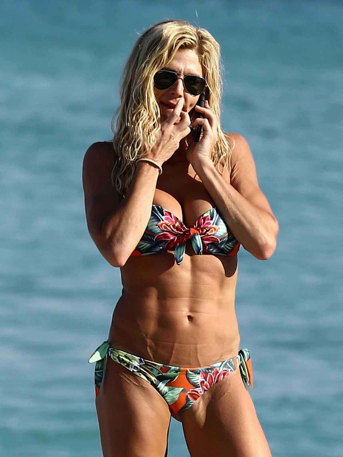 Beach The On 04072017 Torrie In Bikini Miami Wilson nOPX0N8kw