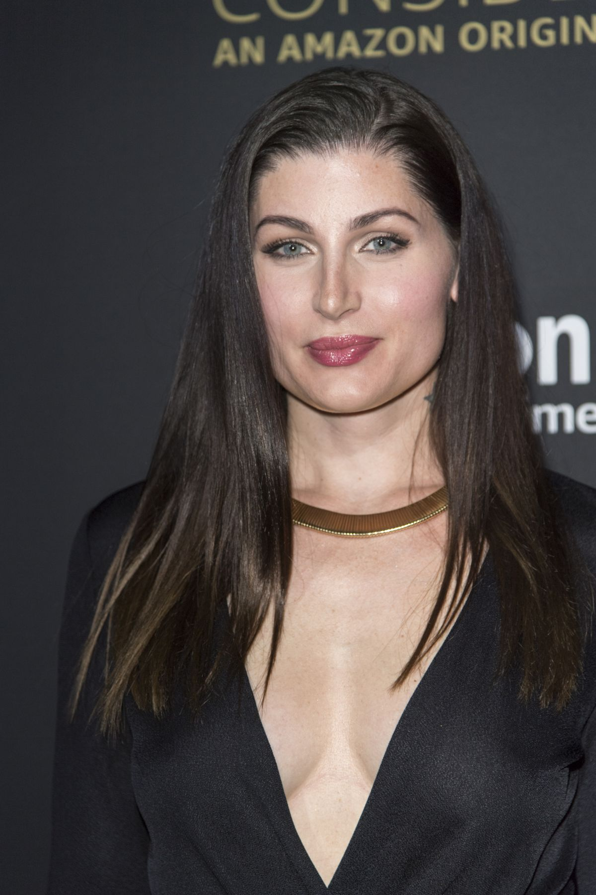 TRACE LYSETTE at Transparent FYC Screening in Los Angeles 04/22/2017