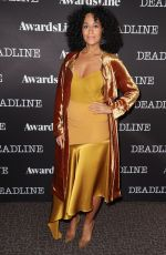 TRACEE ELLIS ROSS at Contenders Emmys Presented by Deadline in Los Angeles 04/09/2017