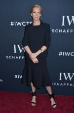 UMA THURMAN at IWC Schaffhausen 5th Annual for the Love of Cinema Gala at Tribeca Film Festival in New York 04/20/2017