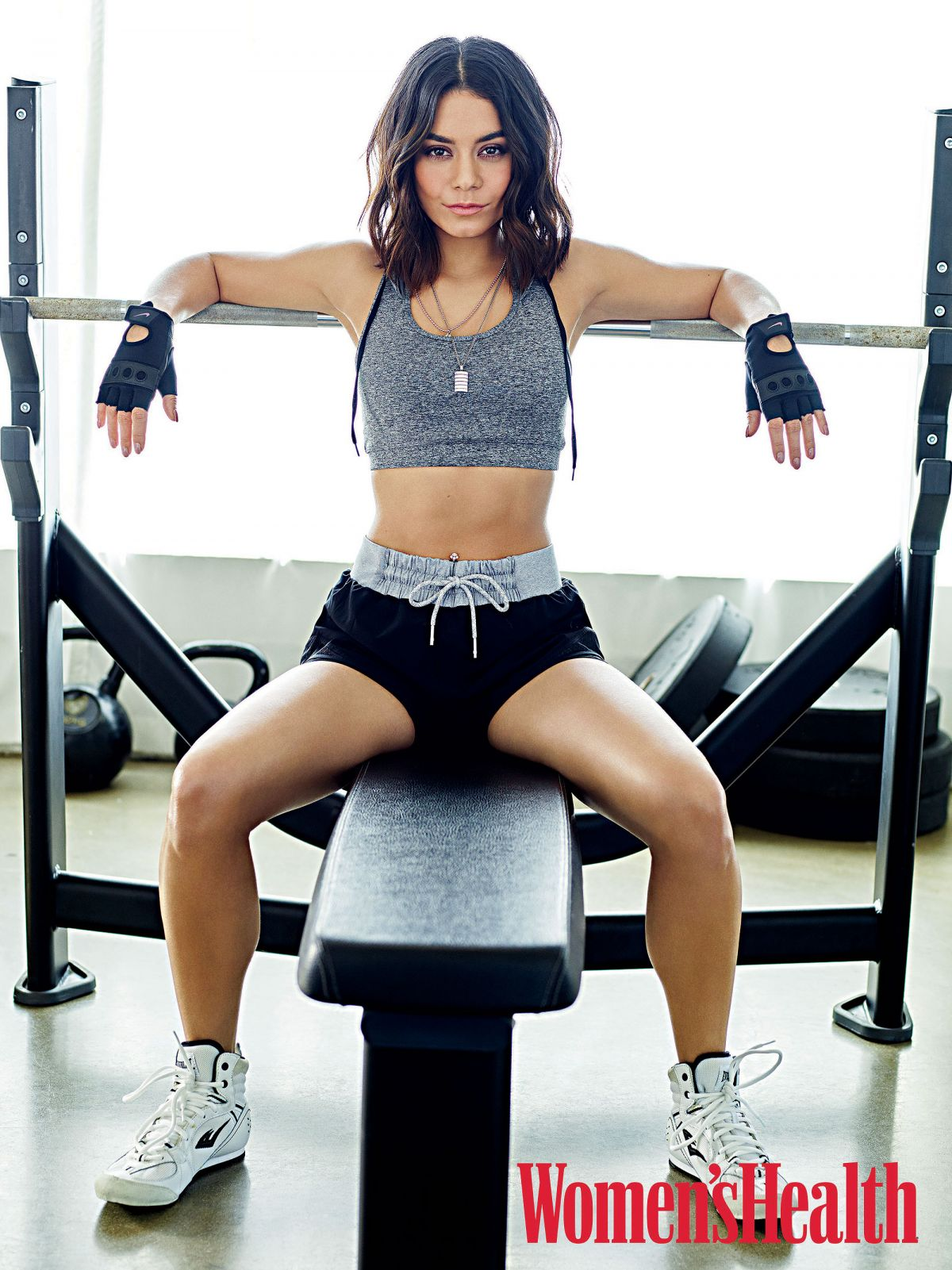VANESSA HUDGENS in Women's Health Magazine, May 2017 Issue ...