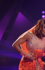 VANESSA MAI at Let's Dance 5th Show in Cologne 04/21/2017