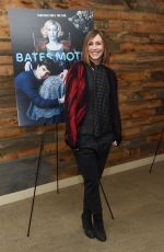 VERA FARMIGA at Bates Motel Television Academy Event in Los Angeles 04/24/2017