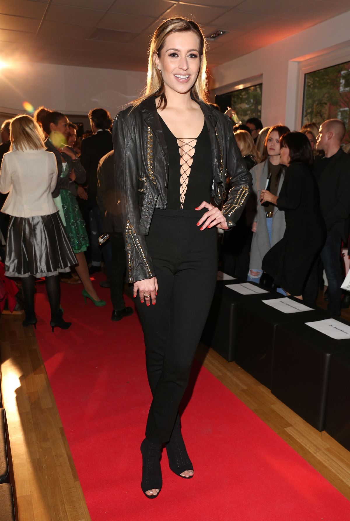VERENA KERTH at Just Eve Spring Fashion Show in Munich 04/19/2017   verena-kerth-at-just-eve-spring-fashion-show-in-munich-04-19-2017_2