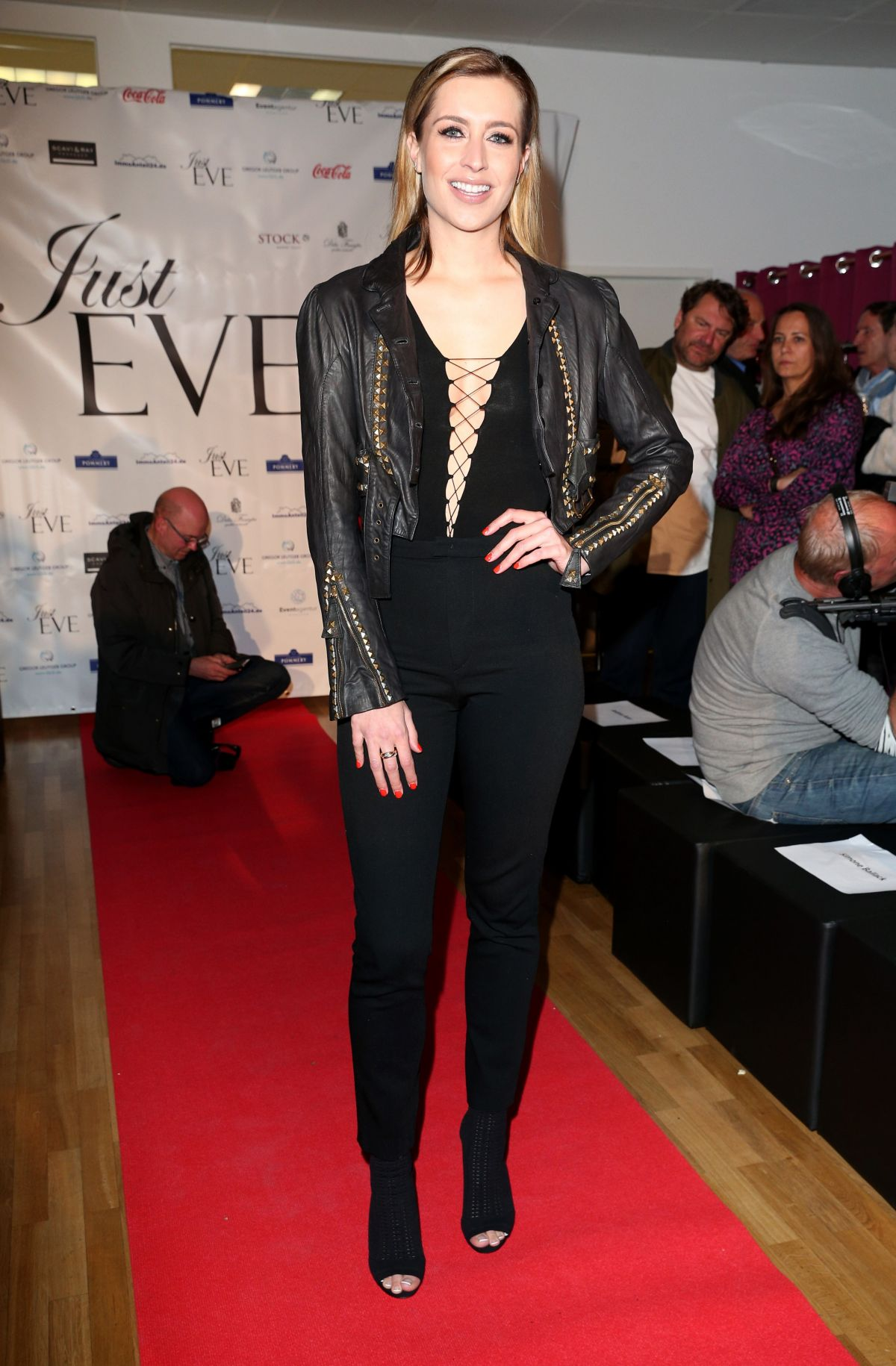 VERENA KERTH at Just Eve Spring Fashion Show in Munich 04/19/2017   verena-kerth-at-just-eve-spring-fashion-show-in-munich-04-19-2017_3