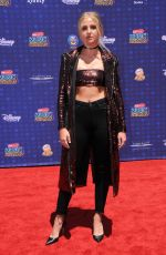 VERONICA DUNNE at 2017 Radio Disney Music Awards in Los Angeles 04/29/2017