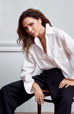 VICTORIA BECKHAM for Elle Magazine, UK May 2017