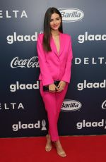 VICTORIA JUSTICE at Inaugural Glaad Rising Stars Luncheon in Beverly Bills 03/31/2017