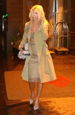 VICTORIA SILVSTEDT Night Out in New York 04/25/2017