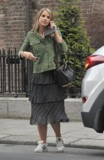 VOUGUE WILLIAMS Out and About in Dublin 04/27/2017
