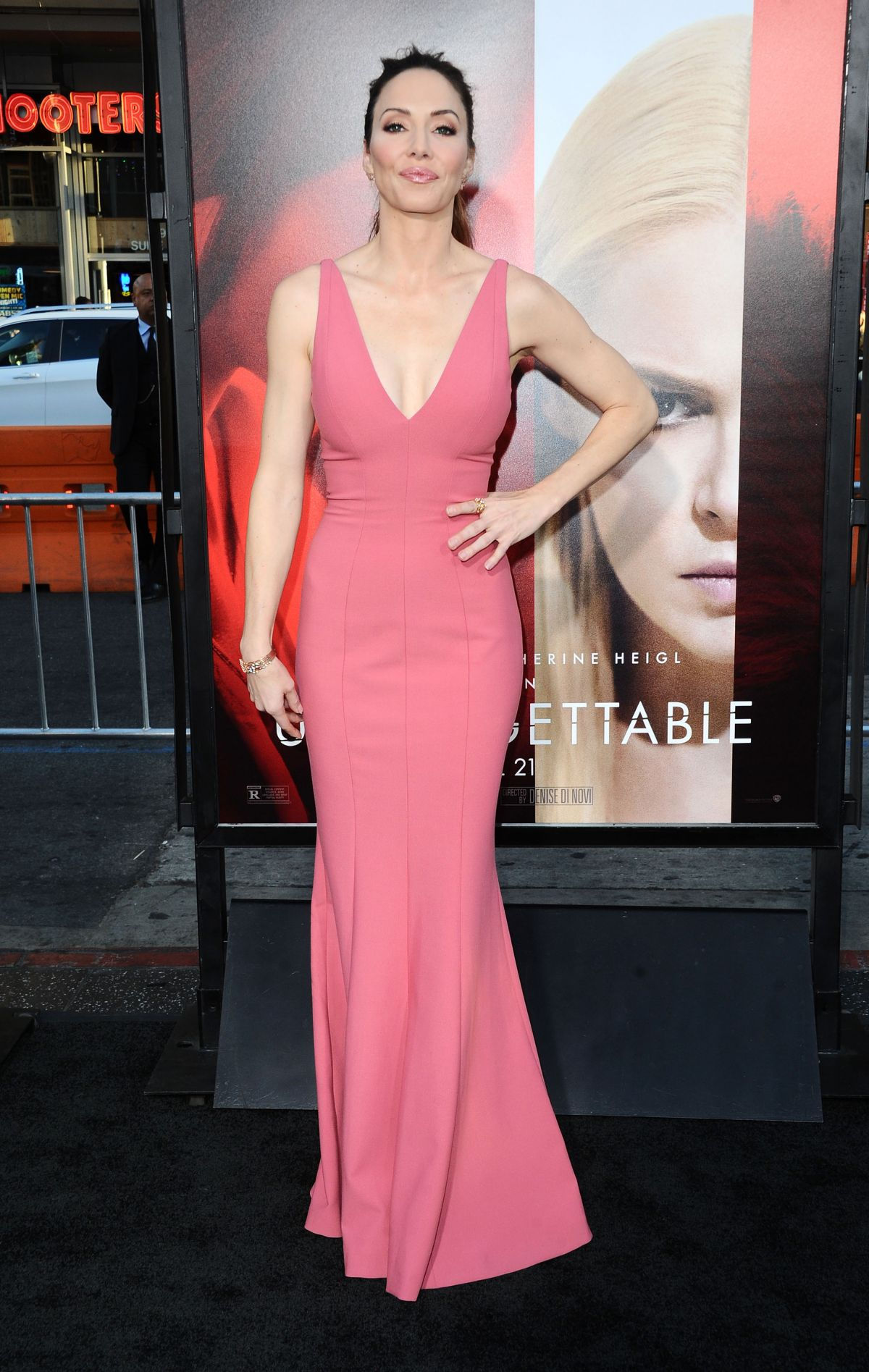 WHITNEY CUMMINGS at Unforgettable Premiere in Los Angeles ...