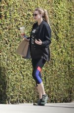 WHITNEY PORT Out and About in Venice Beach 04/12/2017