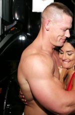 WWE -  John Cena Proposed to Nikki Bella
