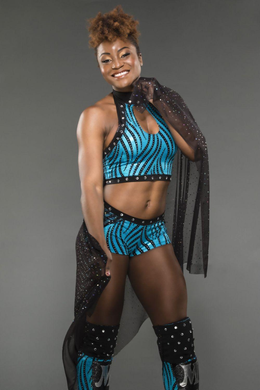 WWE -  MJ Jenkins