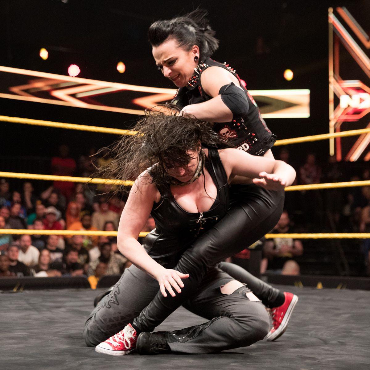 WWE - NXT Digitals 04/26/2017