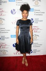 YARA SHAHIDI at Taste for a Cure in Beverly Hills 04/28/2017