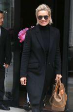 YOLANDA HADIDI Leaves Gigi