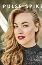 YVONNE STRAHOVSKI in Pulse Spikes, Spring 2017 Issue
