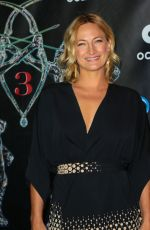 ZOE BELL at Artemis Women in Action Film Festival Gala in Los Angeles 04/21/2017